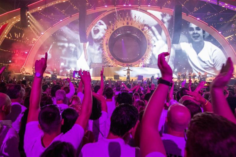 Tiësto maakt knallend eind aan Sensation