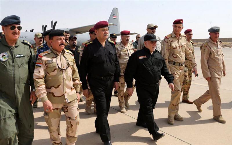 Iran feliciteert Irak met bevrijding Mosul