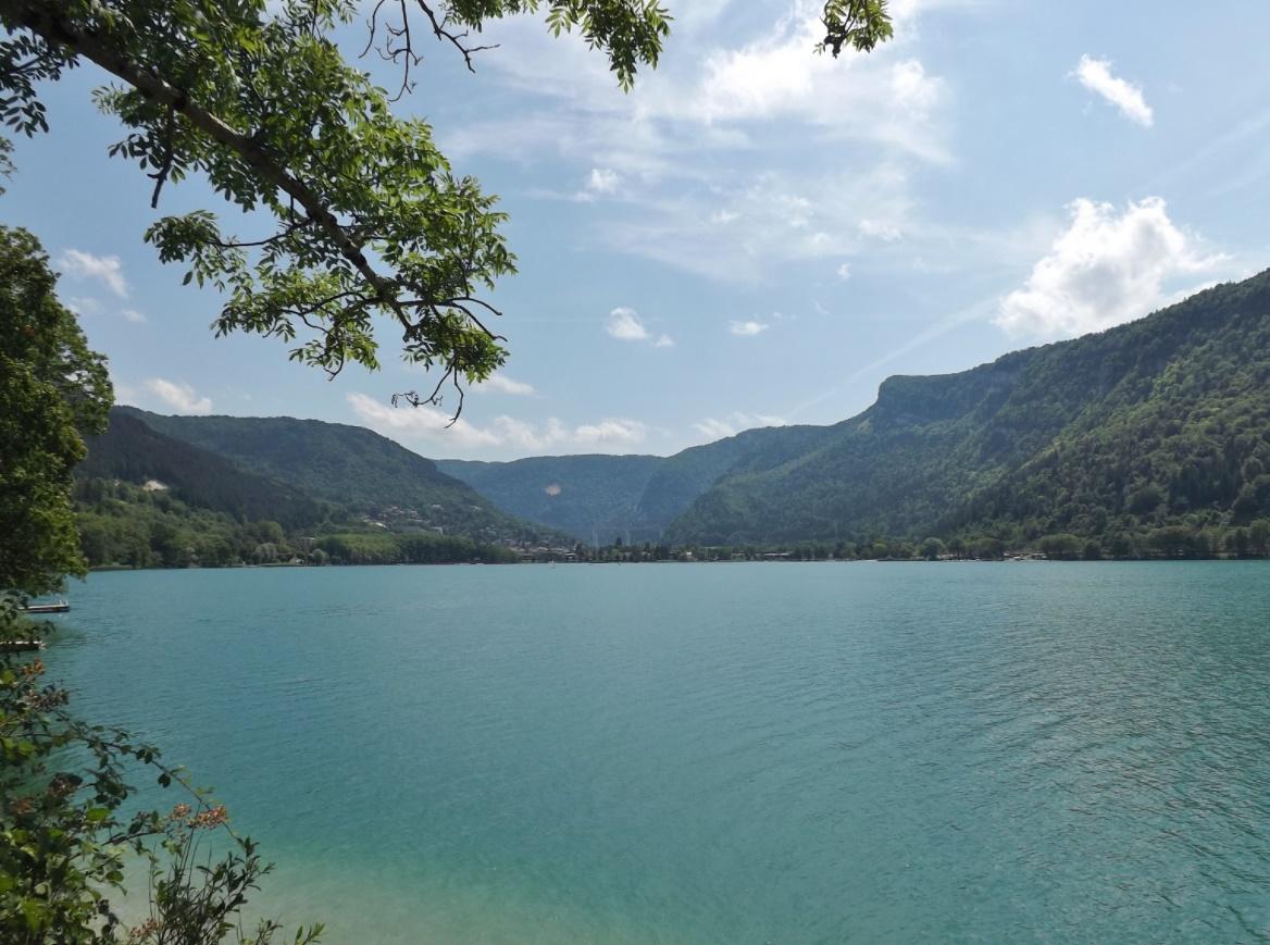 Het Lac de Nantua (Foto: WikiCommons)