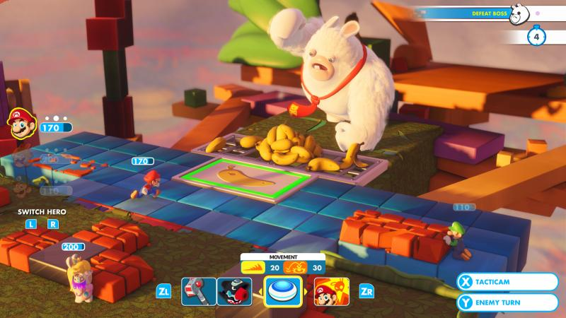 Mario + Rabbids: Kingdom Battle - Boss (Foto: Ubisoft)