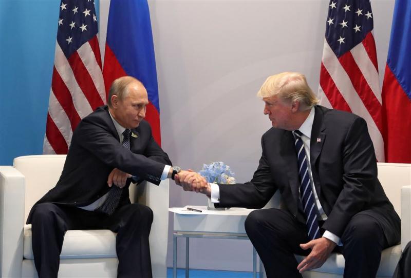 'Trump gaat uit van Russische inmenging'
