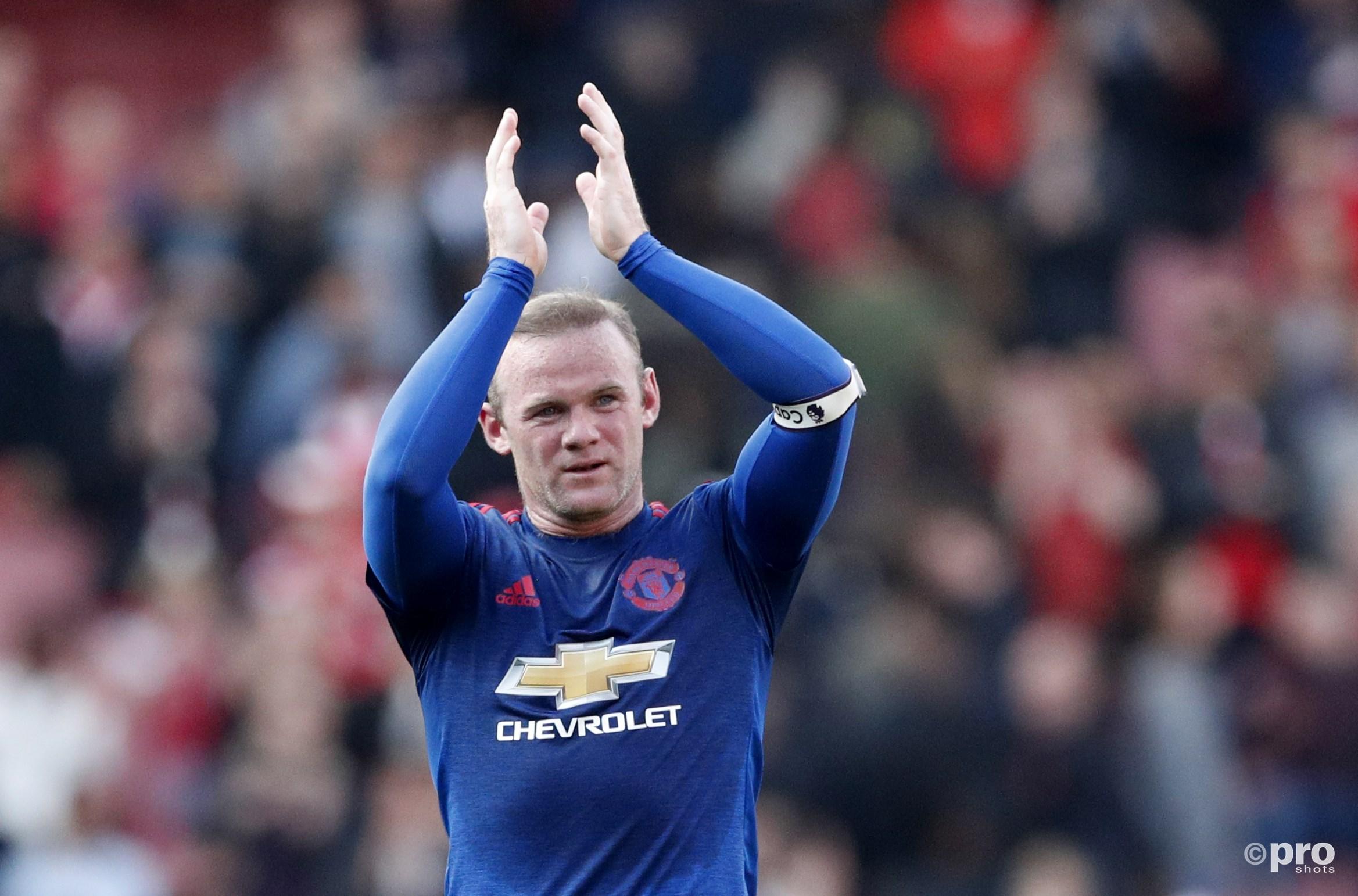 Rooney keert terug op het oude nest. (PRO SHOTS/Action Images)