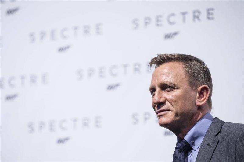 'Daniel Craig tekent toch voor James Bond'