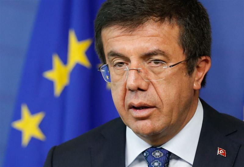 Wenen weert Turkse minister