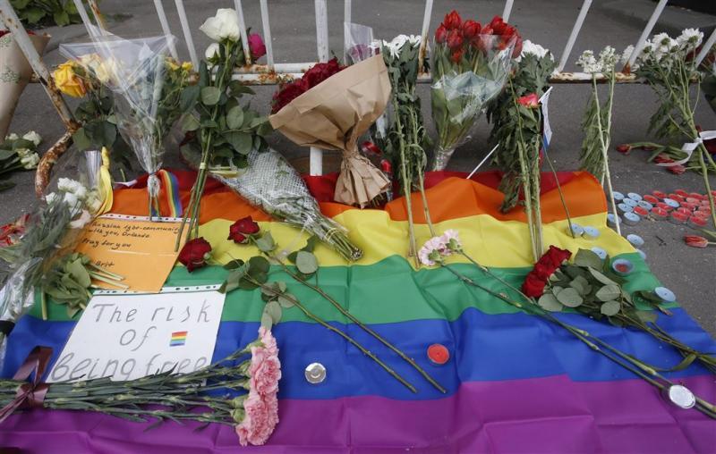 'Tientallen homo's gedood in Tsjetsjenië'