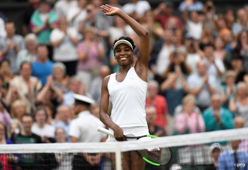 Williams schakelt Roland Garros-kampioene Ostapenko uit (Pro Shots / Action Images)