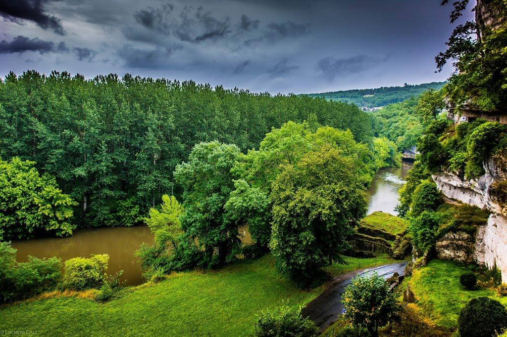De omgeving is hier schitterend (Foto: Panoramio)