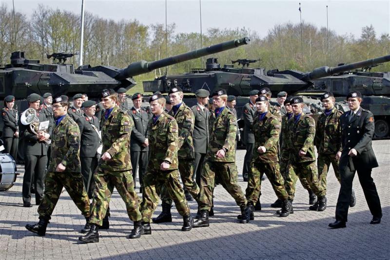Eerste militairen uit Litouwen weer terug
