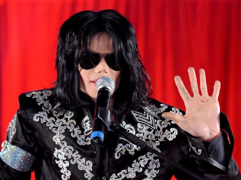 Veiling onbekende nummers van Michael Jackson