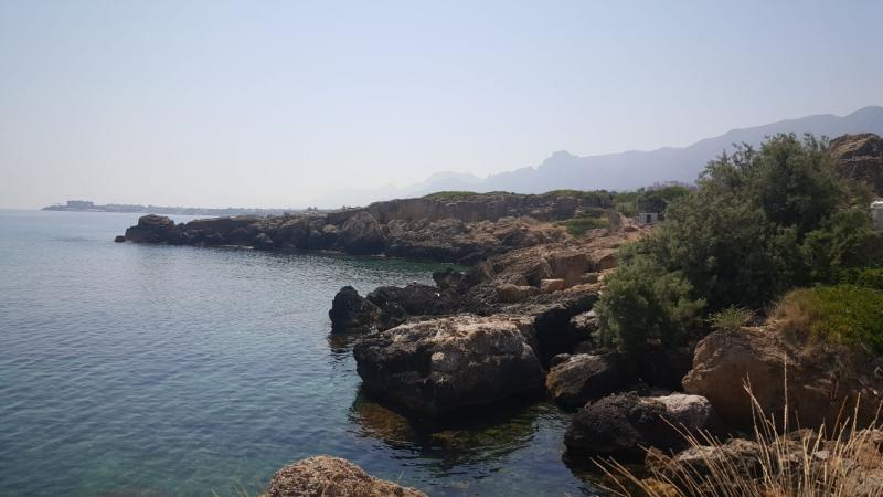 Iteejer en Yvonne waren een paar weken geleden op Cyprus (Foto: Iteejer)
