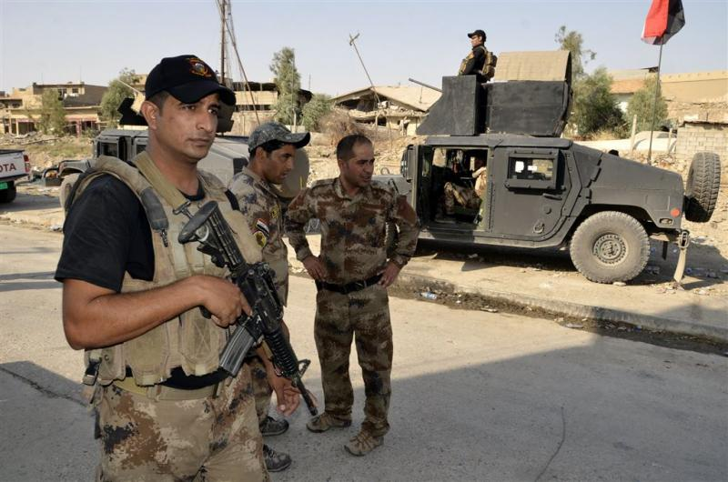 HRW hekelt Iraakse 'rehabilitatiekampen'