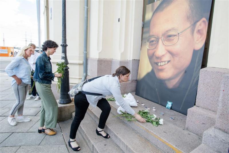China wijst kritiek op dood Liu van de hand