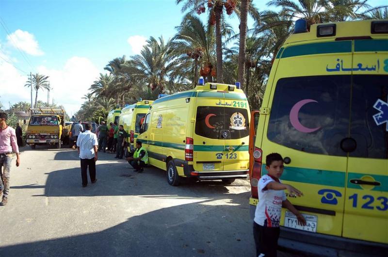 Doden bij aanslag op controlepost Egypte