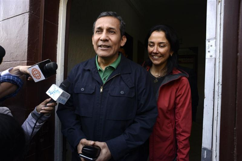 Voormalig president Peru de cel in