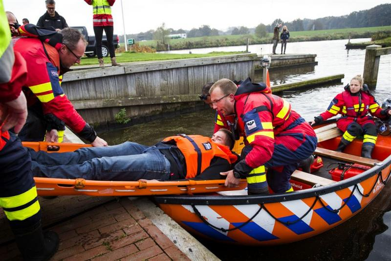 Iets meer mensen verdronken in 2016