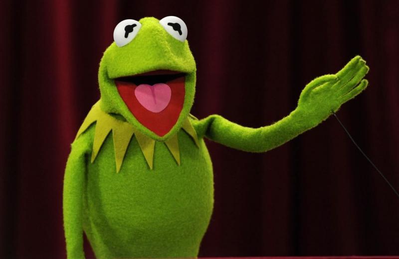 Stemacteur Kermit de Kikker blijkt ontslagen