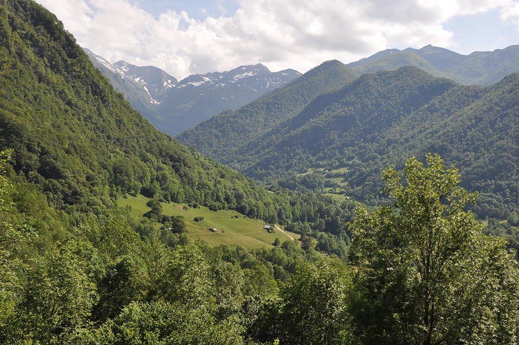 De Col de Latrape biedt al mooie uitzichten (Foto: Panoramio)