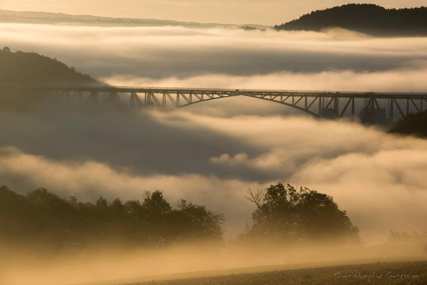 Het viaduc du Viaur zal niet geheel onterecht de nodige aandacht krijgen vandaag (Foto: Panoramio)