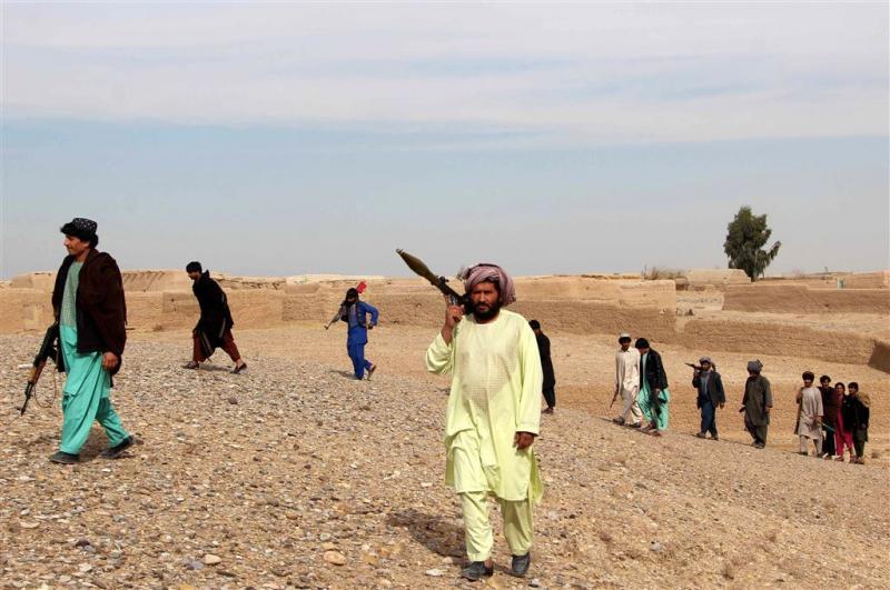 Afghaanse troepen heroveren deel Helmand