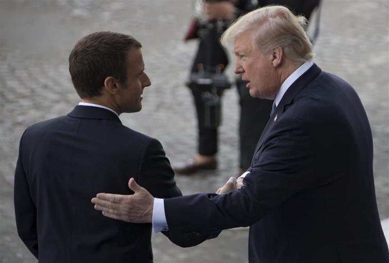 'Trump draait besluit Parijs mogelijk terug'