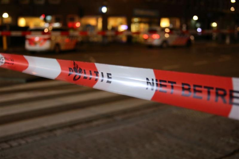 Twee doden in woning Amsterdam