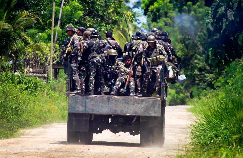 Duterte wil langere staat van beleg Mindanao