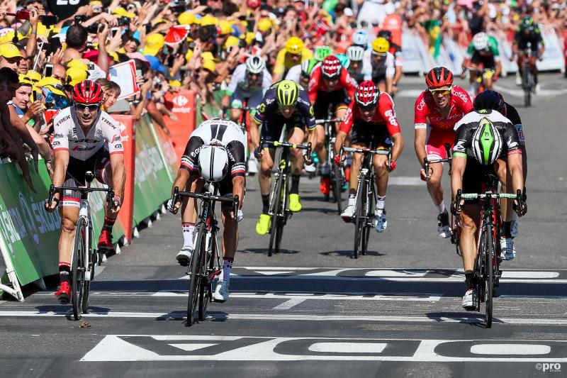 Matthews wint zestiende rit in Tour (Pro Shots / George Deswijzen)