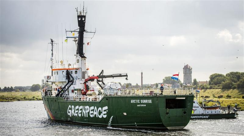 Rusland moet flink betalen om Arctic Sunrise
