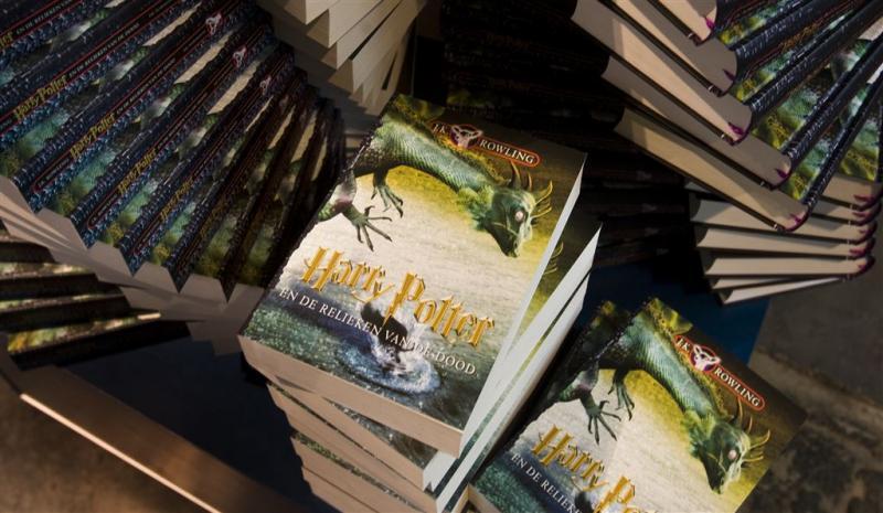 Twee nieuwe Harry Potter-boeken op komst