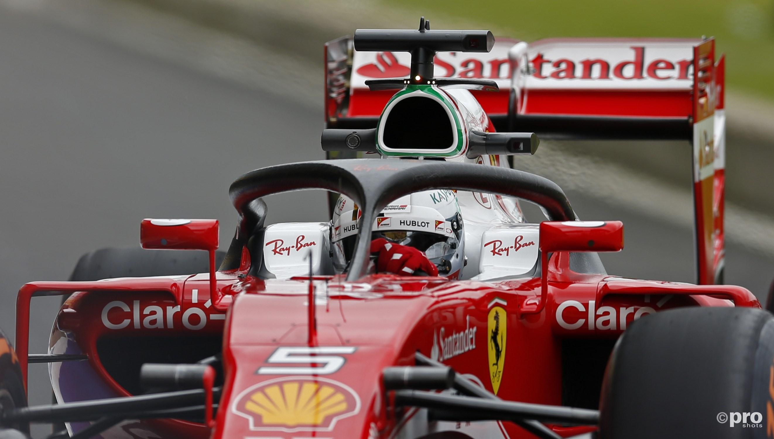 Formule 1 wil omstreden halo in 2018 invoeren (Pro Shots/Action Images)