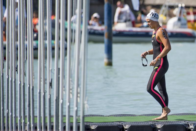 Van Rouwendaal grijpt na sterke race één tiende naast WK-medaille (Pro Shots / Insidefoto)