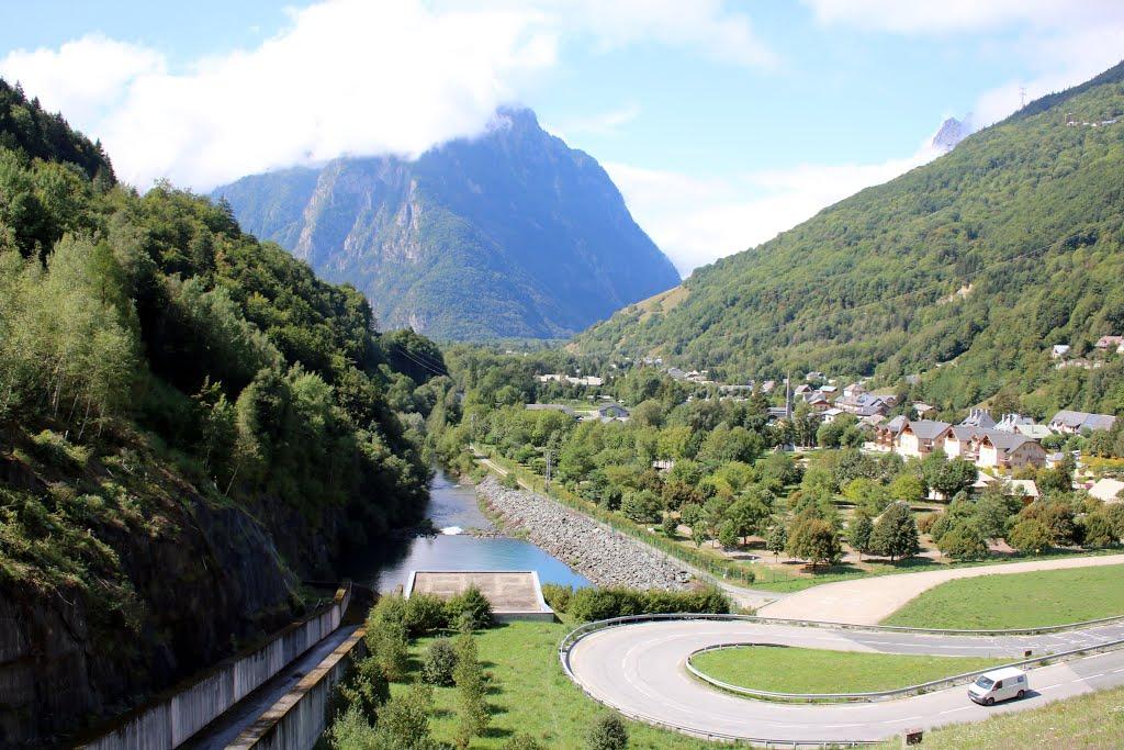 De omgeving is vandaag weer schitterend (Foto: Panoramio)