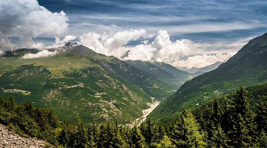 Nog een blik op het prachtige uitzicht (Foto: Panoramio)