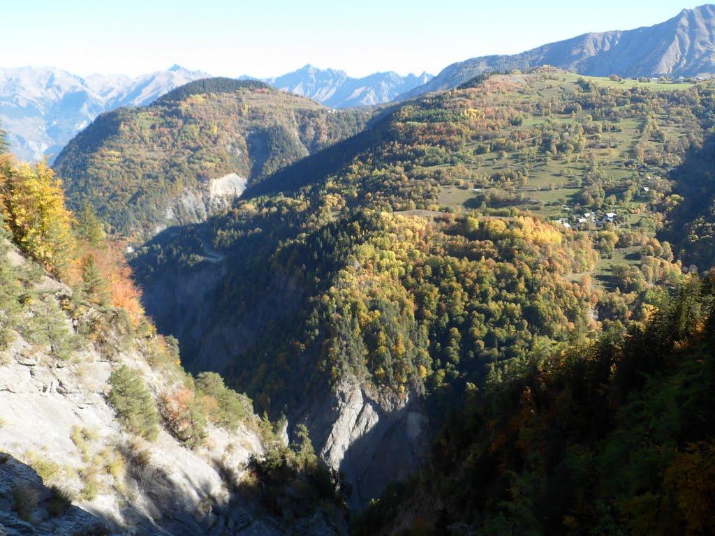 Goed uitzicht onderweg (Foto: Panoramio)