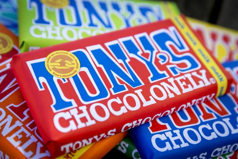 'Opkomst bedrijven als Tony's Chocolonely'
