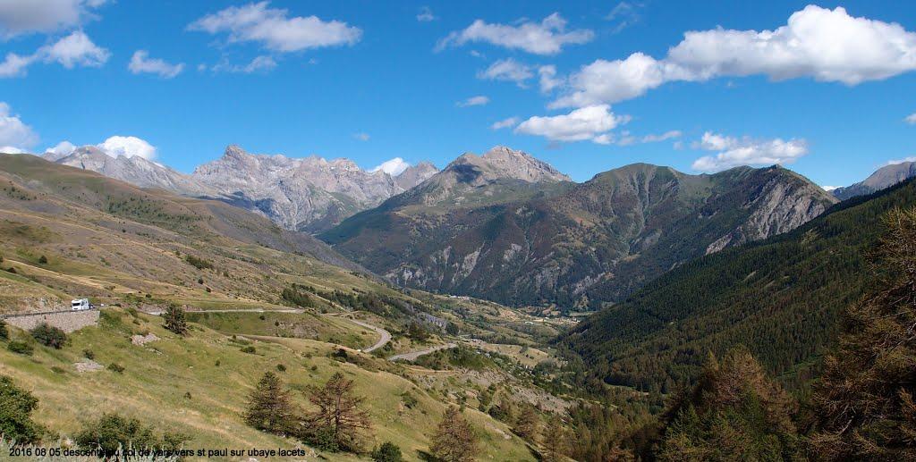 De Col de Vars biedt weer mooi uitzicht (Foto: Panoramio)