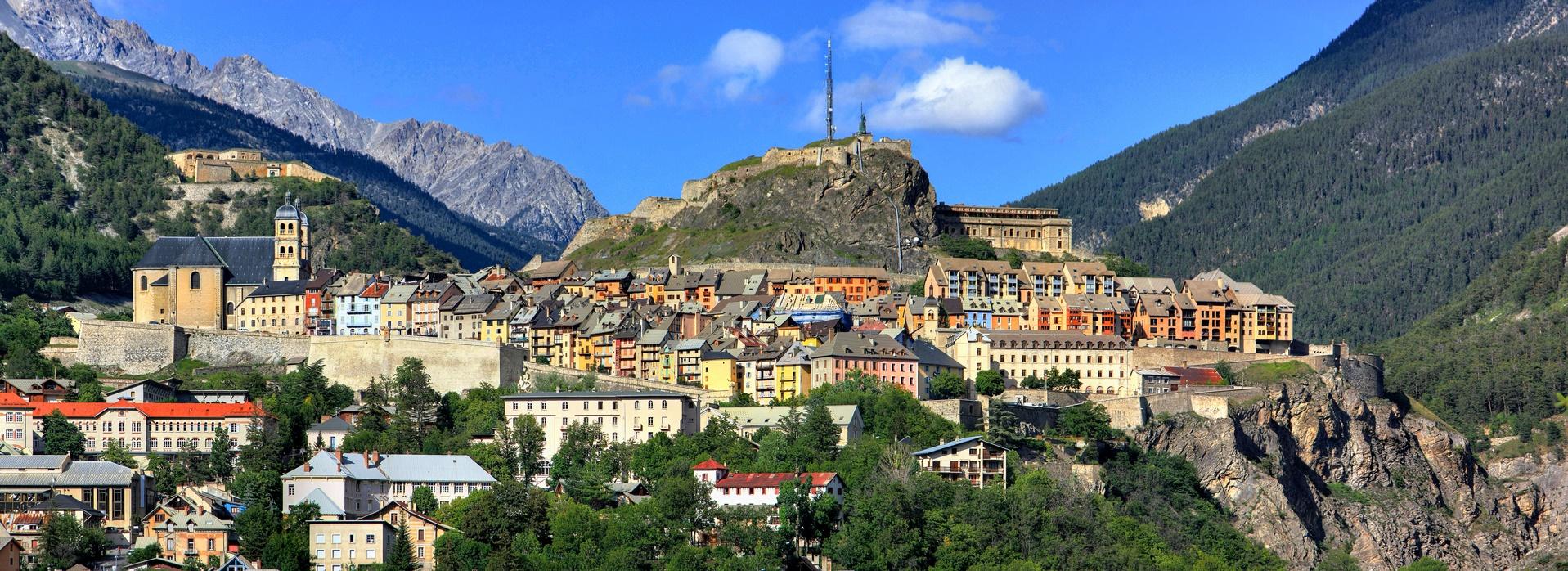 Mooi stadje, dat Briançon (Foto: Panoramio)