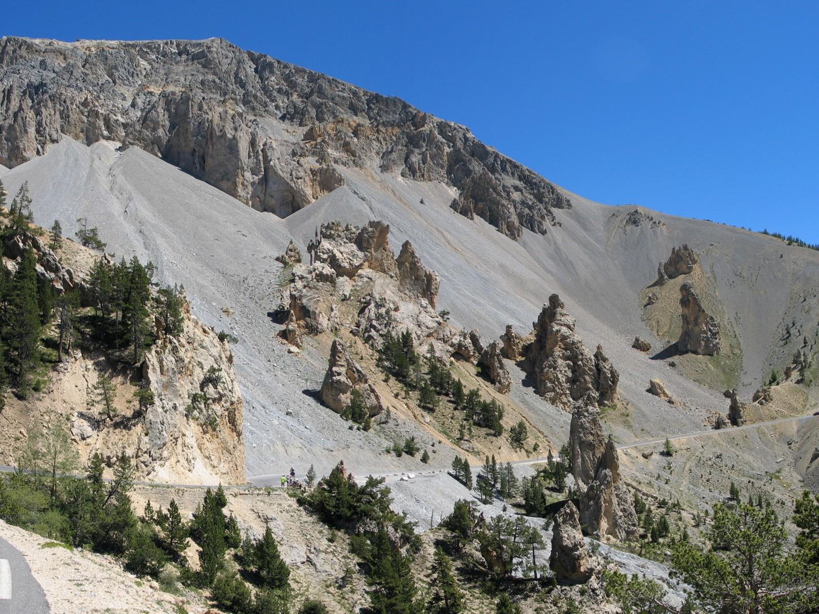 De Casse Deserte op de Izoard (Foto: WikiCommons)