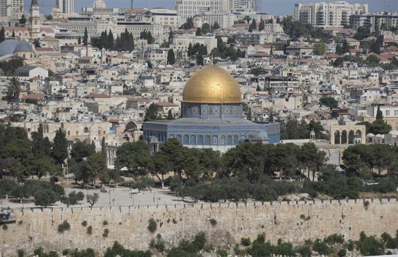 Israël weert jonge mannen in Jeruzalem