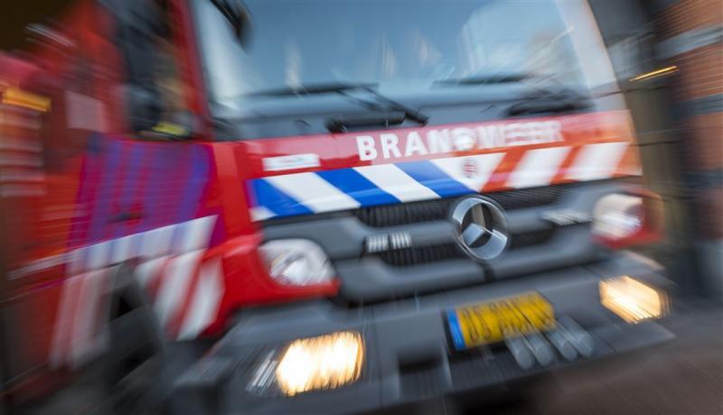 Brand in grotten: groot alarm in Maastricht
