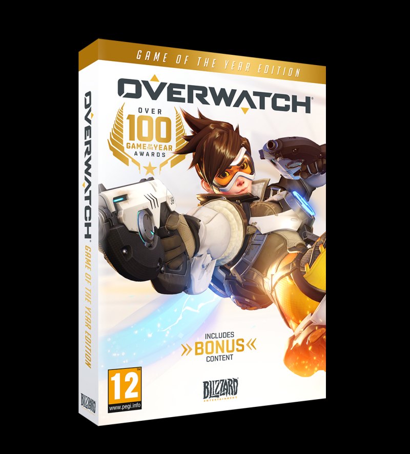 Overwatch - Goty Edition pc cover (Foto: Blizzard)