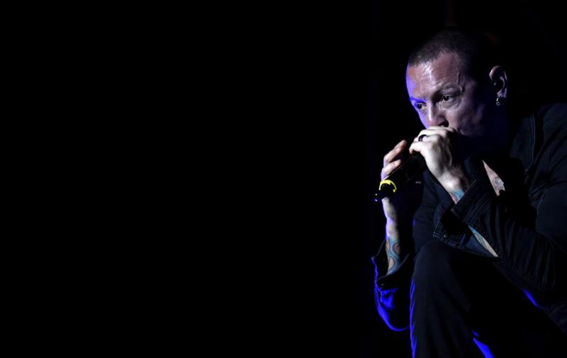 Linkin Park eert frontman met speciale site