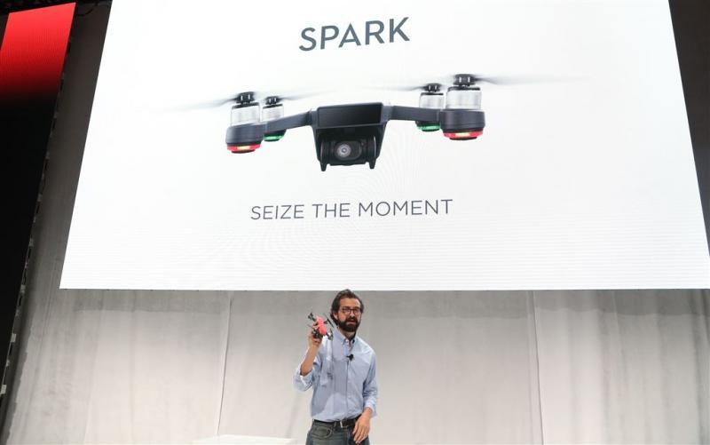 Drone-examen verplicht in Groot-Brittannië