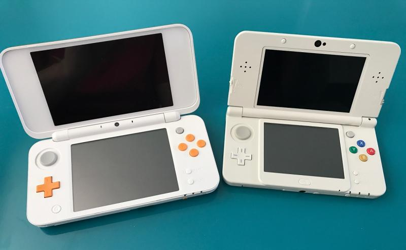 New Nintendo 2DS XL - New Nintendo 3DS (Foto: Nintendo)