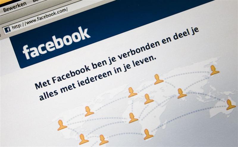 Gluurpagina Facebook offline gehaald