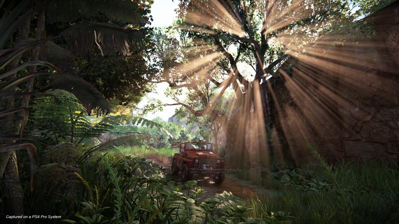 Uncharted 4 – The Lost Legacy - Toeristje spelen
