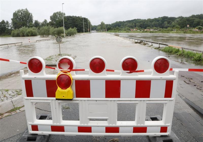 Duitsland worstelt met wateroverlast