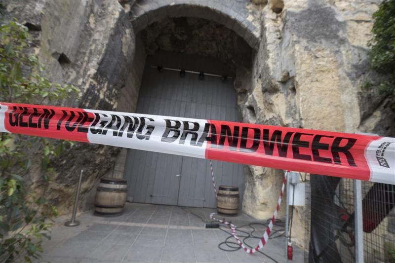 Nieuwe aanpak bij blussen brand in grotten