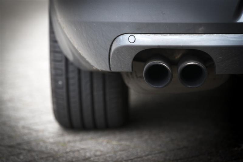 'Diesel-en benzineauto in de ban in Engeland'