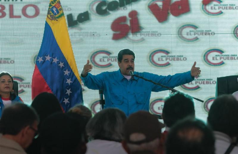 VS treft sancties tegen Venezolanen